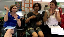 Auslan - Its Hearing Awareness Week